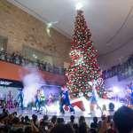 Llega a Forum el espíritu navideño