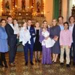 Reciben su primer sacramento Estela López Puerta Garro y Enzo López Puerta Garro