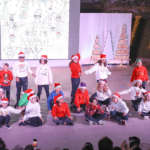Vía Reggio festeja Festival Navideño