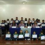 Se gradúan niños del Centro Cultural de Idiomas de la Universidad de San Miguel