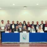 Universidad de San Miguel reconoce a los miembros de Núcleo Académico Básico de Posgrados