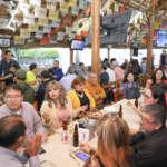 El Guayabo celebra llegada del año 2020