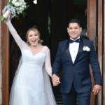 Se convierten en esposos Paula Farwell Malcampo y Rodolfo Cruz Soto