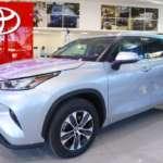 Toyota presenta la nueva Highlander 2020