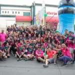 Exitosa cuarta Carrera Rosa en Culiacán