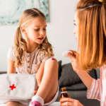 4 pasos que te ayudarán ante los pequeños accidentes en casa